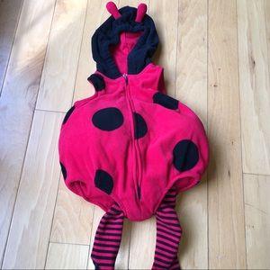 Carter's Costumes - Fleece Ladybug Costume